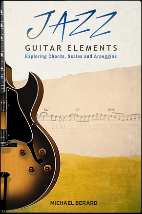 Jazz guitar elements