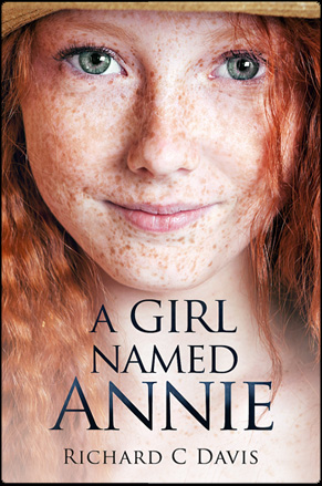 A girl name Annie by Richard C. Davis