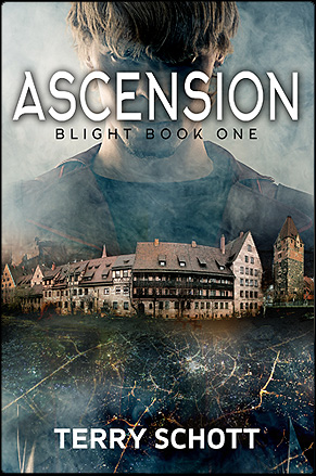 Ascension by Terry Schott