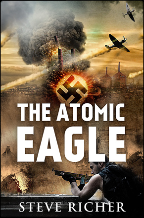 Atomic eagle by Steve Richer