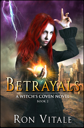 Betrayals by Ron Vitale