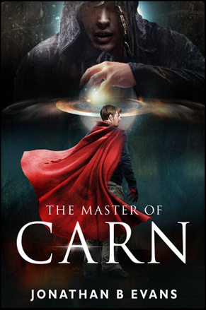 The master of Carn by Jonathan B Evans