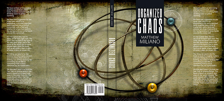 Organized Chaos by Matthew Milano