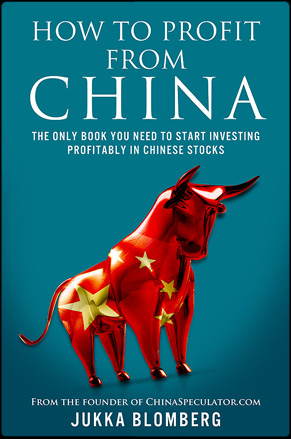 How to profit from China -  Jukka Blomberg