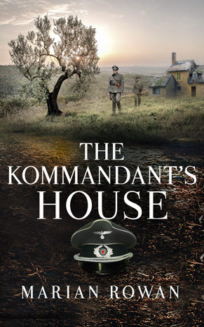 The commandant's house - Marian rowan