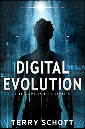 digital evolution by Terry Schott