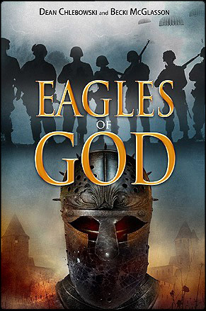 Eagles of gold by Dean Chlebowski