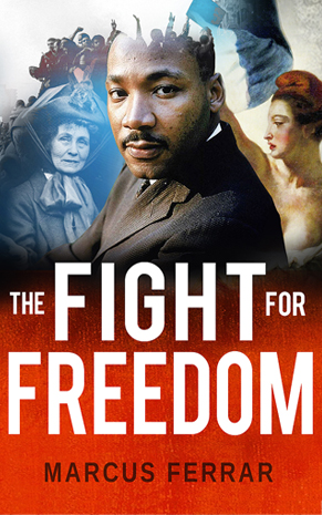 Fight for freedom - Marcus Ferrar