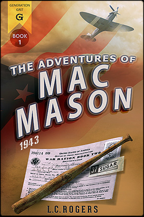 The adventure of Mac Mason by L. C. Rogers