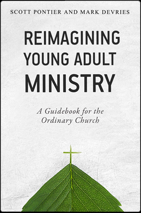 reimaging young adult ministry - scott pointier mark decries