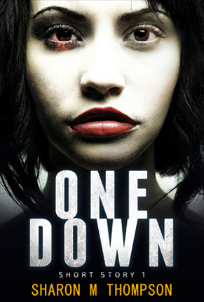 one-down Sharon M Thompson