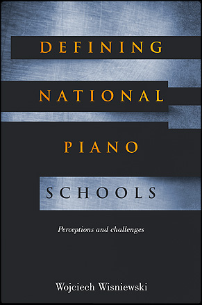 Defining national piano school - wojcek Wisniewski