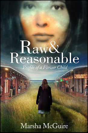 raw and reasonable by Marsha McGuire