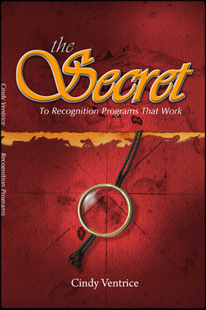 The secret by Cindy Ventrice