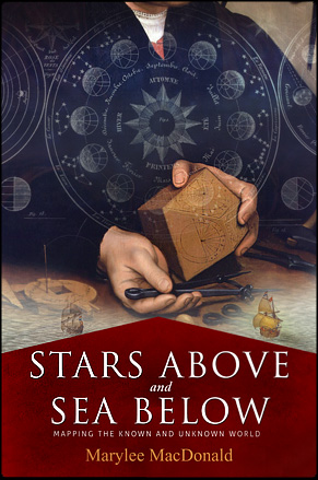 Stars Above and Sea Below by Marylee Mac Donald