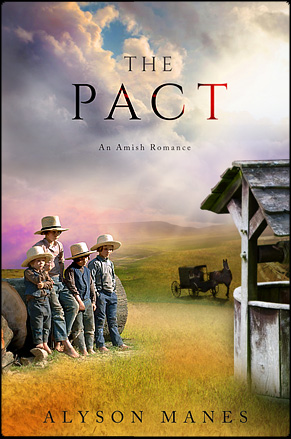 The Pact by Alyson Manes