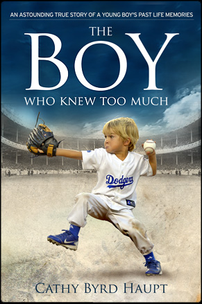 The Boy who knew too much - cathy byrd