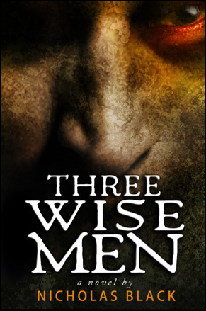 Three wise man by Nicholas Black