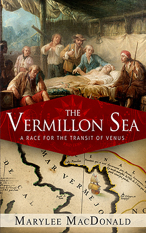 The vermillion sea - Marylee McDonald