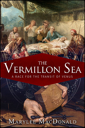 The Vermillion Sea by Marylee MacDonald